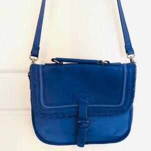 Zara Blue Trafaluc Purse